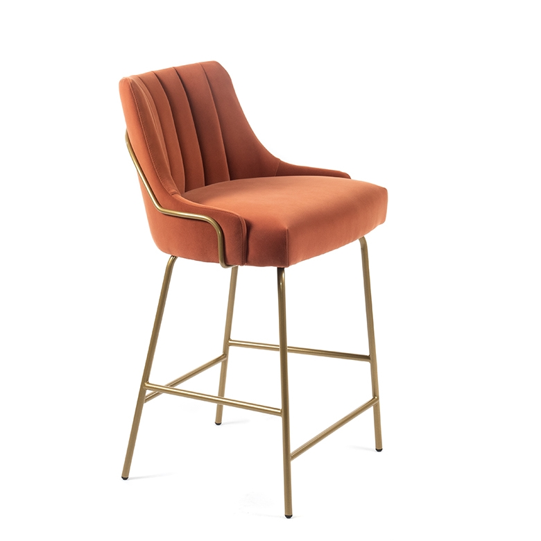 Charlotte Four Counter Stool